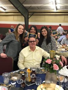 FNB Dalhart Staff at Chamber dinner